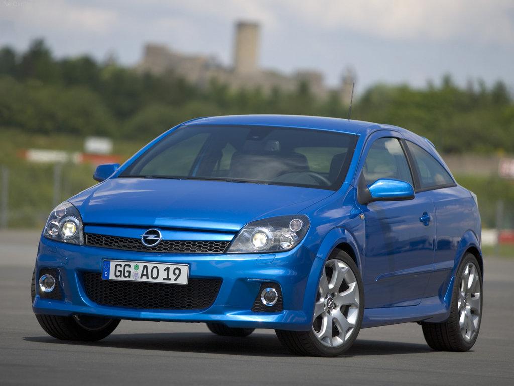 Фото автомобиля Opel Astra …